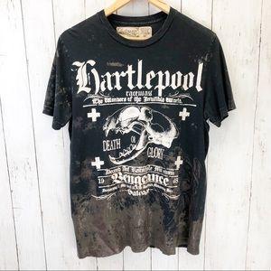 Salvage Hartlepool Men's T-shirt Sz M :: B22